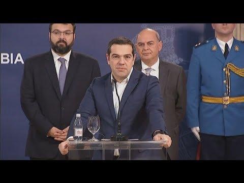 «Να ξαναγίνουν τα Βαλκάνια το επίκεντρο της ειρήνης και της συνεργασίας»