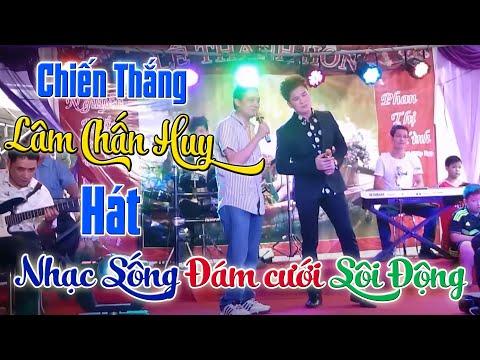 Danh hài Chiến Thắng và ca sỹ Lâm Chấn Huy hát đám cưới cực hay