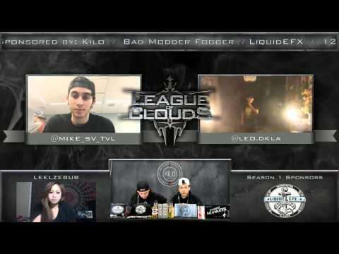 League of Clouds: Season 1 ep 14 (Week 7) - December 9th, 2015