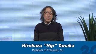 #Pokemon20: Hirokazu Tanaka by The Official Pokémon Channel