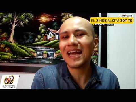 Informativo El Sindicalista Soy Yo | Robinsón Alvarado, afiliado al SES Santander