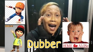 "Video Dubber Si ENTONG, Boboiboy, Petualangan Kiko, Kevin ""Home Alone 1 & 2 "" , Tsubasa, dll.. MP3, 3GP, MP4, WEBM, AVI, FLV November 2018"
