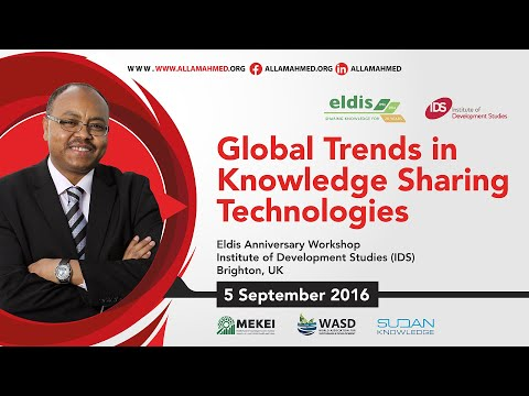 Global Trends in Knowledge Sharing Technologies