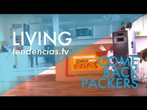 Vídeo de Comebackpackers