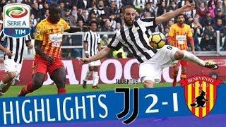 Video Juventus - Benevento 2-1 - Highlights - Giornata 12 - Serie A TIM 2017/18 MP3, 3GP, MP4, WEBM, AVI, FLV November 2018