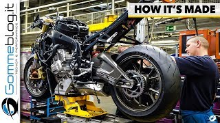 BMW Motorcycles Production HOW IT'S MADEBMW S1000RR and Other BMW Bikes  Production Line - HOW IT'S MADE BMW 2017 Motorcycle FACTORY MADEHOW IT'S MADE: BMW Motorcycles Production MOTORCYCLE FACTORY. How to do a Fast Bike .... How It's made the new BMW Motorrad: in this video the Full factory Motorrad Production Assembly line + How it's made bmw motorcycle. How it's made bike with factory made and Motorcycles how do it made. In this video some BMW Motorrad bikes like BMW S1000RR, S1000R, BMW GS ...►If You Love Cars, You Should Subscribe Now To Gommeblog's Channel: http://bit.ly/12ULPud►Se Ami Le Auto .. Non Perderti Tutti I Nuovi Video. Iscriviti Adesso: http://bit.ly/12ULPud►Google +: https://plus.google.com/101792401712738693835/►Facebook: http://facebook.com/gommeblog ►Twitter: https://twitter.com/gommeblog ►Website: http://www.gommeblog.it►THANKS for taking the time to visit, I hope you SUBSCRIBE and enjoy the upcoming videos! 2017 making of