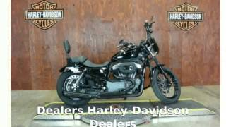 6. 2007 Harley-Davidson Sportster 1200 Nightster Specs, Info