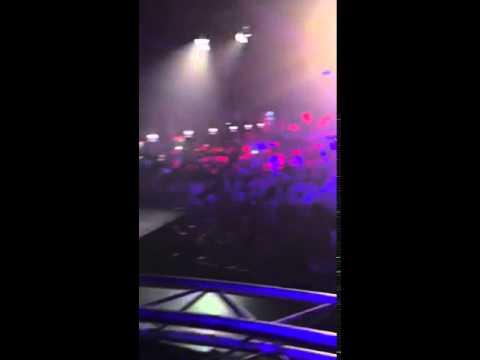 DJ Paul Elstak Tilburg 19-03-16 (видео)