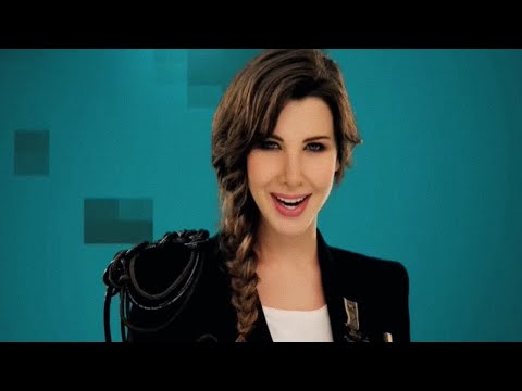 Nancy Ajram Feat K'naan - Waving Flag For FIFA World Cup 2010 (Official Clip)