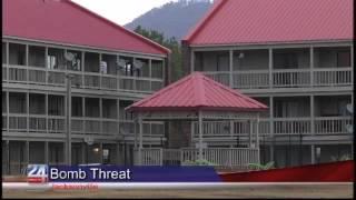 Bomb Threat at Local Apartment Complex