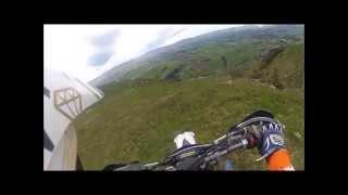 9. Husaberg TE250 with Rekluse EXP 3 clutch Albury Trail Ride 2014