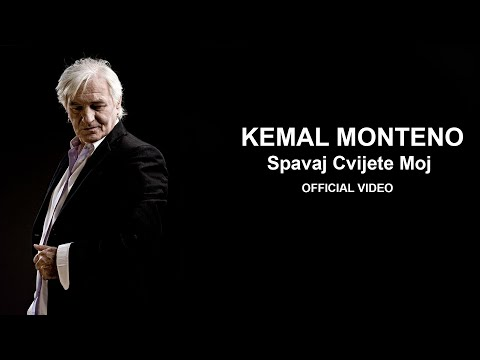 Kemal Monteno - Spavaj cvjete moj  (Official Video)