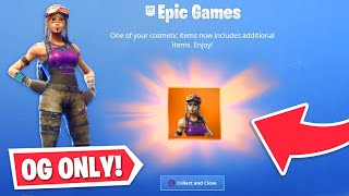 Unlocking *NEW* Renegade Raider! (OG ONLY)