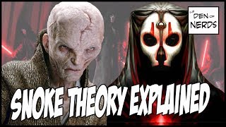 Video Snoke Theory Explained - NEW Evidence From Trailers & Toys | The Last Jedi MP3, 3GP, MP4, WEBM, AVI, FLV Desember 2017