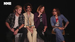 Download Lagu The Darkness talk new album 'Pinewood Smile', Brexit and Guns N' Roses Mp3