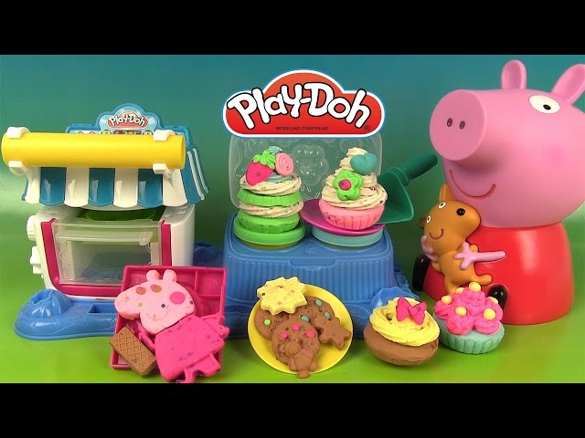 peppa pig pate a modeler coloriage creatif peppa pig play. Black Bedroom Furniture Sets. Home Design Ideas