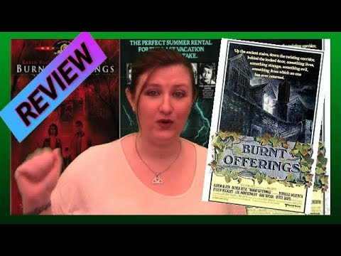 Burnt Offerings (1976) Movie Review! 🏠