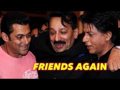 SRK, Salman Hug Each Other