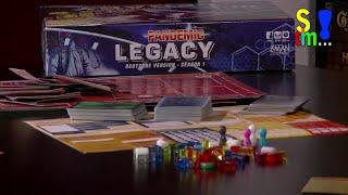 Video-Rezension: Pandemic Legacy