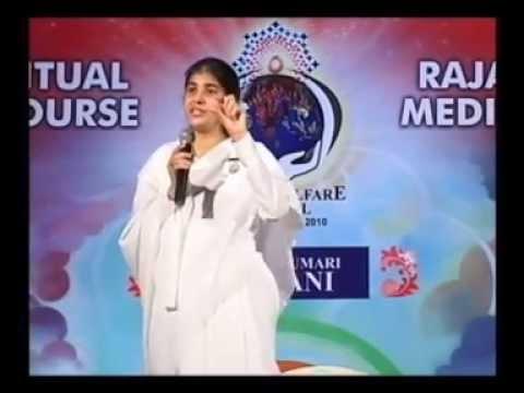 BK Shivani - Raja Yoga 1 - Discovering The Self (Hindi)