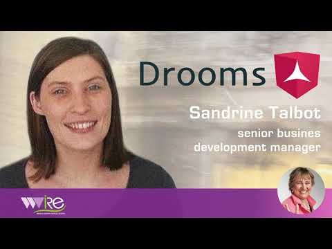 Sandrine Talbot General Manager France chez Drooms au Urban Forum by MIPIM 2020