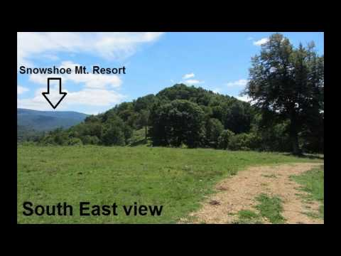 538 acres Snowshoe, WV