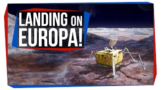 Landing on Europa! by SciShow Space
