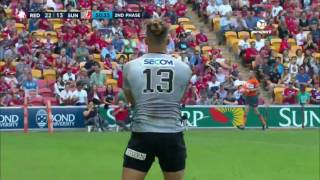 Reds v Sunwolves Rd.13 2016 | Super Rugby Video Highlights