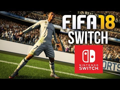 FIFA 18 Switch Gameplay - Comparison, Career Mode, Journey & Ultimate Team
