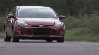 2012 Ford Focus Review / Test Drive = MPGomatic