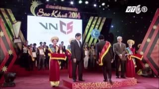 VNCS Web Monitoring nhận giải thưởng Sao Khuê 2014