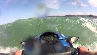 11. Kawasaki Ultra 300X Wave Jump Compilation #2