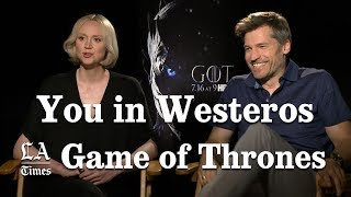 Download Youtube: If Game Of Thrones Were Real, Who Would You Be? | Los Angeles Times