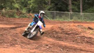 6. 2011 Yamaha YZ450F Bike Test.mov