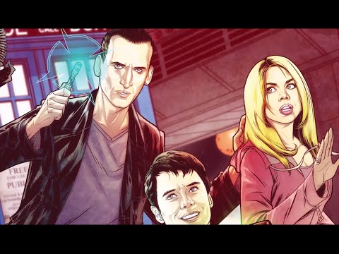 Doctor Who: The Ninth Doctor #1 Launches Today!