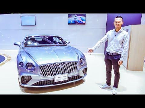 Khám phá chi tiết xe thể thao siêu sang Bentley Continental GT 2019 | XEHAY - Thời lượng: 15 phút.