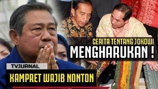 Video SANDI TERBUANG ! Menteri Era SBY ungkap Cerita Mengharukan tentang JOKOWI dulu MP3, 3GP, MP4, WEBM, AVI, FLV November 2018