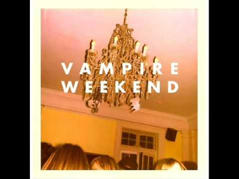 The Kids Don't Stand A Chance - Vampire Weekend
