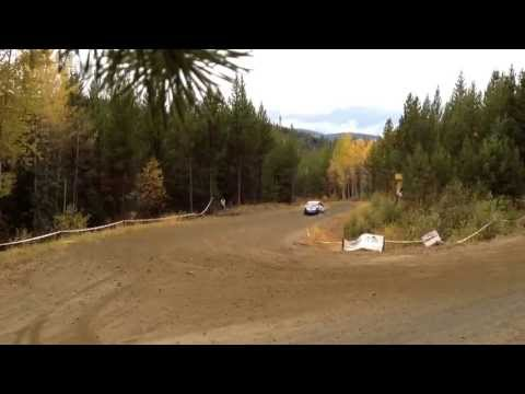 Verena Mei At Pacific Forest Rally 2012