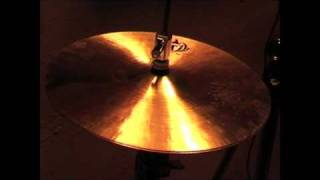 These are the 12 Inch Hats, Diril Cymbals. Very clean and crisp sound, I like them a lot. The top cymbal weighs 760, while the bottom comes at 1030 grams.These videos are intended only as a guide. I am uploading them because there are very few samples of Diril Cymbals available. Please do not judge the actual sound of the cymbals based on these videos, they are so much better than my humble recording equipment could ever illustrate.
