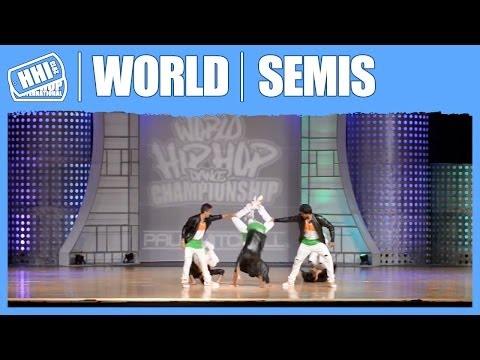 13.13 - India (Adult) @ HHI's 2013 World Hip Hop Dance Championship