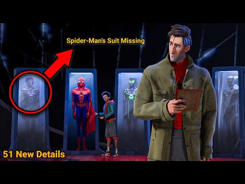 I Watched Spider-Man: Into The Spider-Verse in 0.25x Speed and Here's What I Found