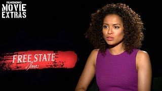 Nonton Gugu Mbatha Raw Talks About Free State Of Jones  2016  Film Subtitle Indonesia Streaming Movie Download