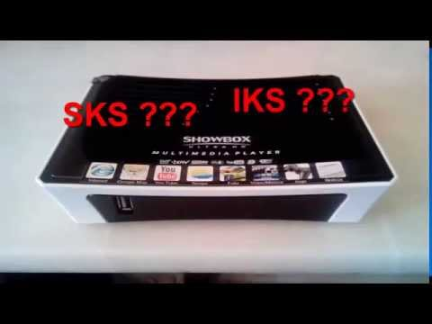 Showbox ultra Hd: oque é SKS,IKS,CS 02/05/2014