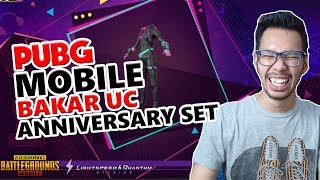 BAKAR UC LUCKY DRAW - PUBG MOBILE INDONESIA