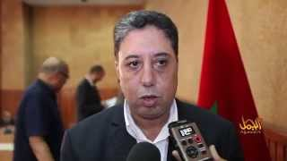 تصريح رئيس جهة كلميم-واد_نون : عبد الرحيم بن بوعيدة