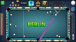 8 Ball Pool- Berlin Platz 50M w/Black Hole Cue Video