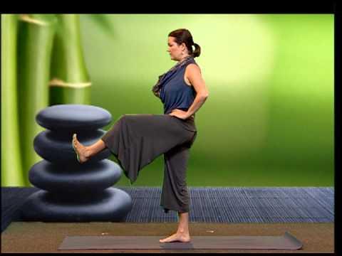 """Yoga con Megan Swan: """"Equilibrio"""""""