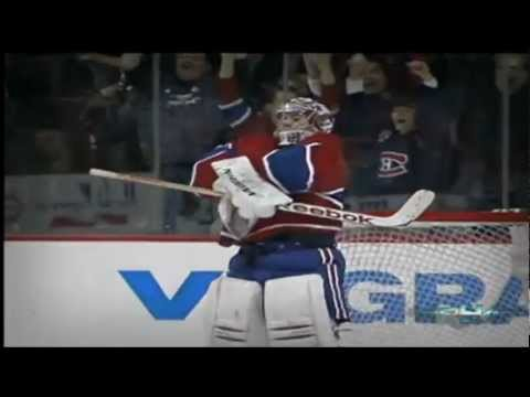 canadiens - Video showing some of the best saves, goals and hits from previous seasons and some important goals in habs history. song : MY DARKEST DAYS - Still Worth Fig...