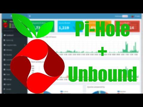 [TUT] Pi-Hole mit Unbound betreiben [4K | DE]